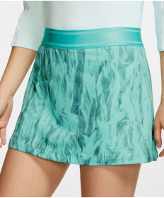 NIKE CT STR PRINT SKIRT-LtAqua