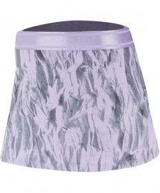 Nike Women's Court Straight Print Skirt Purple Agate AV5332-552