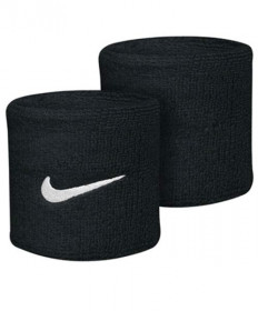 Nike Swoosh Wristbands Black NNN04-010