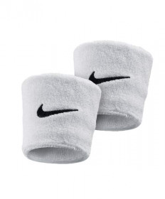 Nike Swoosh Wristbands White NNN04-101