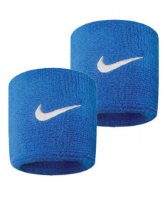 Nike Swoosh Wristbands Royal Blue NNN04-402
