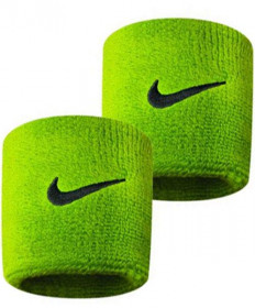 Nike Swoosh Wristbands Atomic Green NNN04-710