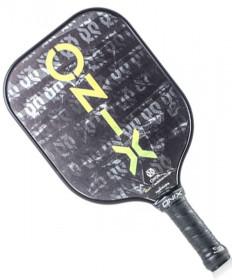 Onix React Pickleball Paddle Black KZ5006-1