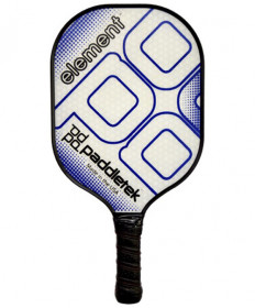 Paddletek Element Pickleball Paddle Blue