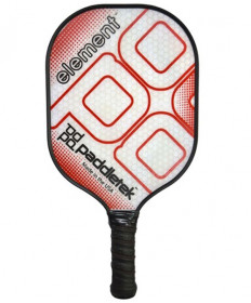 Paddletek Element Pickleball Paddle Red