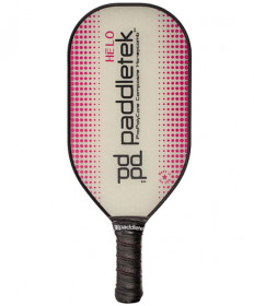 Paddletek Helo Pickleball Paddle pinnk HELOPNK