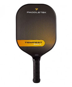 Paddletek Tempest Wave 2 Pickleball Paddle Yellow PTKTW2Y