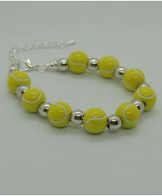 Racquet Inc. Tennis Ball Bracelet TBB
