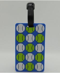 Racquet Inc. Tennis Bag Tag TBT