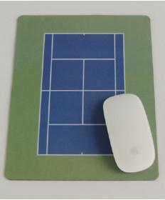Racquet Inc. Tennis Court Mouse Pad TCMP