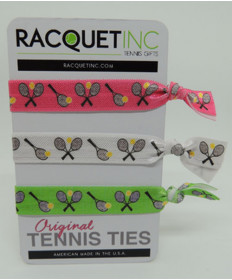 Racquet Inc. Tennis Hair Ties 3-Pack THT