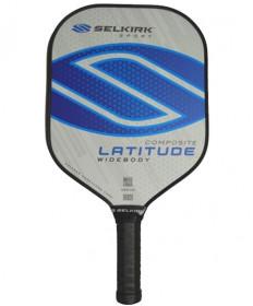 Selkirk Latitude Composite Pickleball Paddle Blue Force 1250