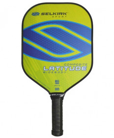 Selkirk Latitude Composite Pickleball Paddle Lemon Blueberry 1251