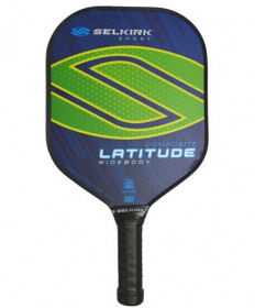 Selkirk Latitude Composite Pickleball Paddle Lakeside Lime 1252