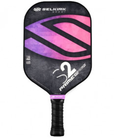 Selkirk Prime S2 X4 FiberFlex Pickleball Paddle Twilight Violet 1310