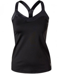 Sofibella Venice Athletic Cami Tank Black 1463-BLK