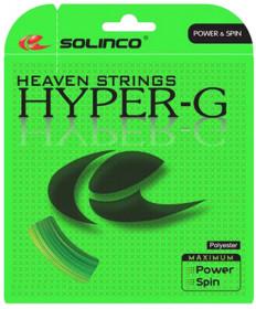 Solinco Hyper G 16 1.30 String Lime 1920098