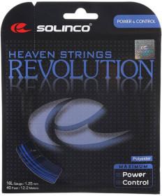 Solinco Revolution 16L 1.25 Blue Tennis String SOLREV16L