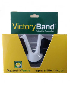 Square Hit Tennis Victory Elbow Band VBAND01