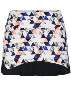 Tail Sunrise Zyana Inverted Scallop Hem 13.5 Inch Skirt Sandstone TA6725-D95