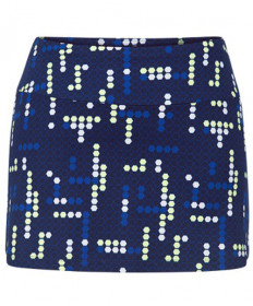 Tail Bright Lights Yves 13.5 Inch Straight Skort Back Pleats TE6795-E404