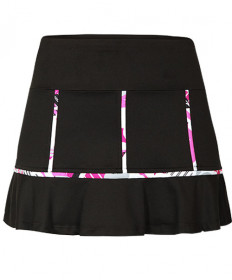 Tail Vibrant Hues 13.5 Inch Founce Skirt Black TF6836-999