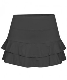 Tail Agility Doubles 13.5 Inch Double Tier Skort Iron TX6314-907X