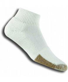 Thorlo TMX-15 Mini Crew Socks TMX, Size 13-15