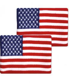 Unique Flag Wristbands USA FBW-US