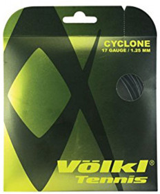 Volkl Cyclone String 17G Black V29CS7B