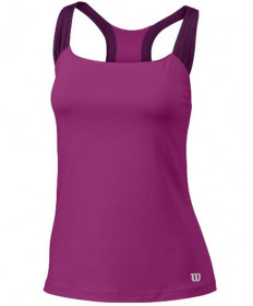Wilson Women's Core Classic Tank Very Berry WRA750209