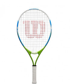 Wilson 23 Inch US Open Junior Tennis Racquet (Pre-Strung) WRT20320U