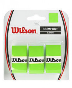 WIlson Pro Overgrip 3-Pack Green WRZ470810