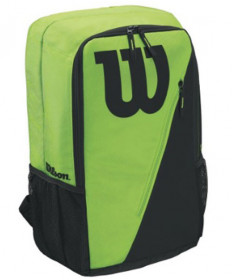 Wilson Match III Backack Bag Green/Black WRZ824895
