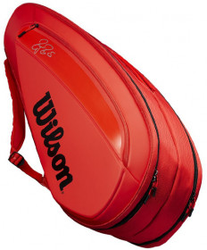 Wilson Federer DNA 12 Pack Bag Infrared WRZ830812
