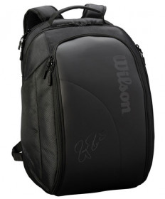 Wilson Federer DNA Backpack Bag Black WRZ832896