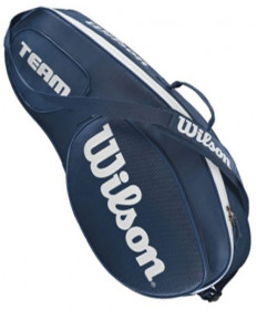 Wilson Team III 3 Pack Bag Blue/White WRZ850803