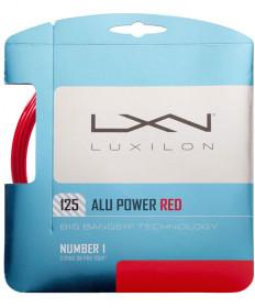 Luxilon ALU Power 16L Red 1.25 String WRZ990250