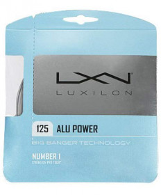 Luxilon Big Banger Alu Power 16L Silver WRZ995100SI
