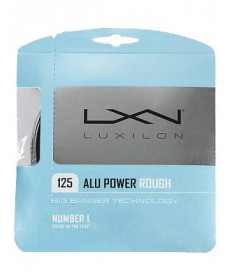 Luxilon ALU Power Rough 16L Silver
