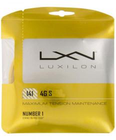 Luxilon 4G S 1.41 String Gold WRZ997113