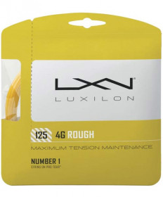 Luxilon 4G125 Rough 16L WRZ997114