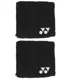 Yonex Wristbands 2-Pack Black AC489EX-BK