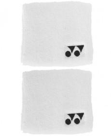 Yonex Wristbands 2-Pack White AC489EX-WH