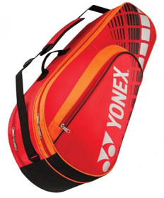 Yonex Club 6-Pack Bag Red/Black BAG4626R