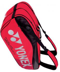 Yonex Pro Series 6-Pack Bag Red / Silver 2019 BAG9826EX