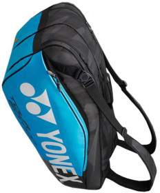 Yonex Pro Series 6 Pack Bag Black / Blue BAG9826IB
