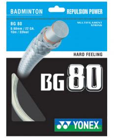 Yonex BG 80 Badminton String BG80