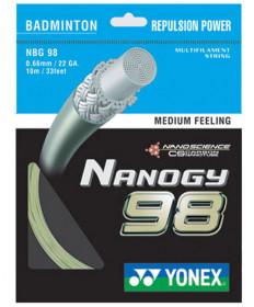 Yonex Nanogy 98 Badminton String NBG98