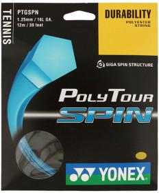 Yonex PolyTour Spin 1.25MM String BLue PTGG125BL